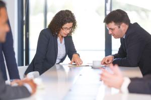 management_audit_besprechung