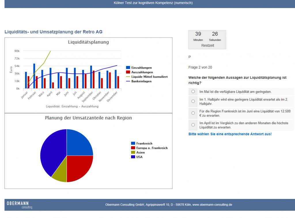 Online-Testverfahren - Beispielaufgabe KTK-N